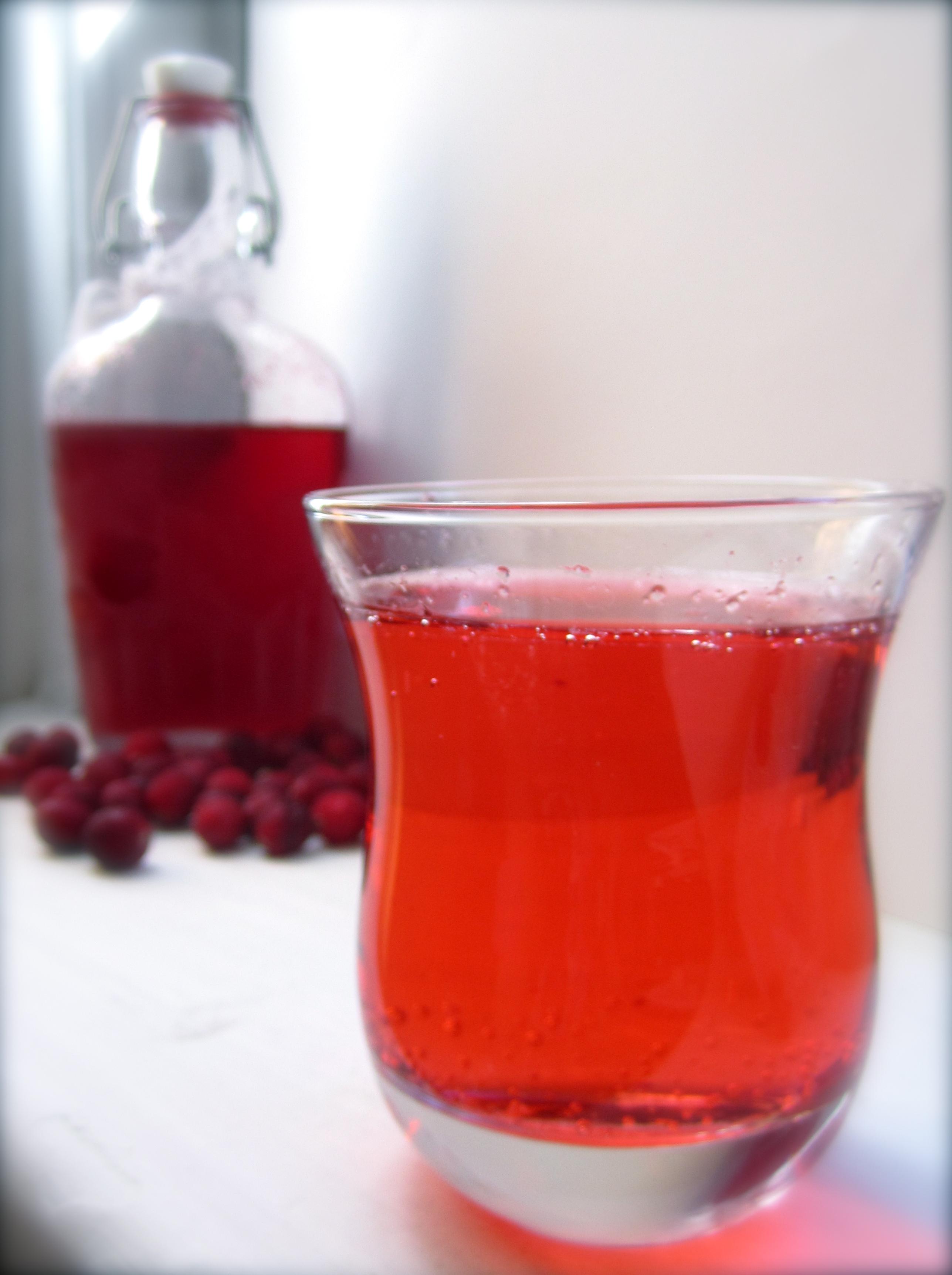Cranberry Vodka | Lingonberry Jam