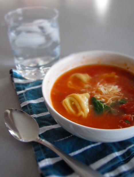 Tortellini Soup | Lingonberry Jam